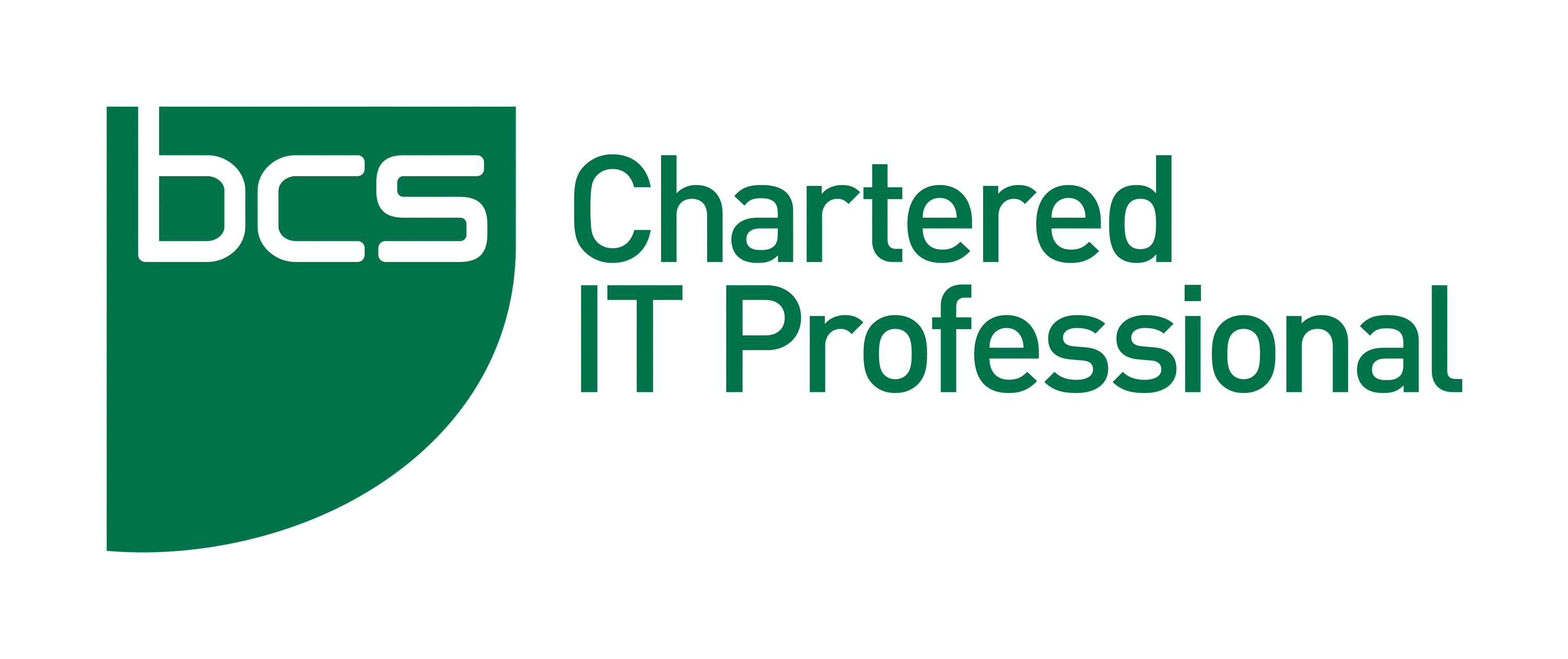 British Computer Society Chartered IT Professional badge