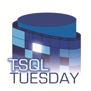 T-SQL Tuesday logo.